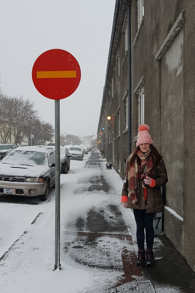 Read more about the article Iceland Part I – A City of Snow