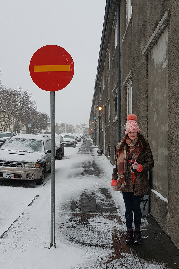 Iceland Part I – A City of Snow
